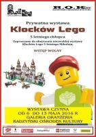 WYSTAWA LEGO W ROK image