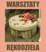 WARSZTATY RĘKODZIEŁA kartki, albumy, pudeka image