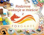 Rodzinne Wakacje w Mieście z FoxGames, g. 16.00 image