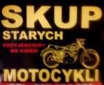 KUPIE STARE MOTOCYKLE