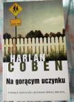 "Ksi�żka ""Na gor�cym uczynku"" Harlan Coben"