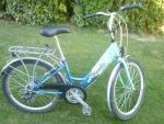 Rower 24 cale ko�a dla osoby w wieku 7-14 lat