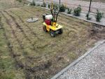 Wycinanie trawników/wycinarka darni/zak�adanie trawników