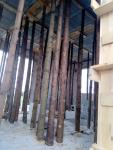Stemple budowlane 3m