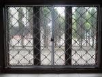 Kraty okienne przeciww�amaniowe 6 kompletów