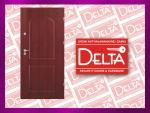 Drzwi Delta Universal 56S Londyn2 90P orzech