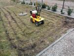 Wycinanie trawników/wycinarka darni/zakładanie trawników