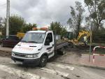 Usługi sprzętem budowlanym - Transport