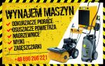 wynajmem narzędzi budowlanych oraz maszyn do prac przydomowy