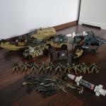 Duży zestaw SOLDIER FORCE polecam
