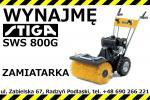 Do wynaj�cia Zamiatarka STIGA SWS 800G