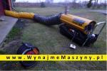 Nagrzewnica olejowa z odprowadzeniem spalin MASTER BV 7 7 E9
