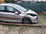 Peugeot 207 sw powypadkowy