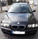 BMW 320d e46 2001r