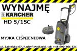 Do wynaj�cia Myjka Karcher na 230 V / 400v