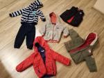 Ubranka dziecięce rozmiar- 80