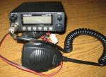 Cb radio z antena
