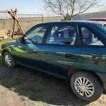 Opel Astra 1.6l. 97r. benzyna