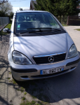 Mercedes A kl