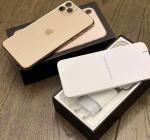 Apple iPhone 11 Pro 64GB  €400,iPhone 11 Pro Max 64GB €430