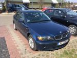 BMW E46 316i N42 2003r. benzyna+gaz - NA CZĘŚCI