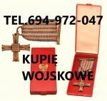 Kupie Odznaczenia,Odznaki,Medale,Ordery stare Wojskowe