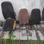 Siedzenie, fotel do IFA Waldymirec, ci�gnika