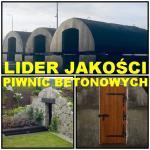 Piwniczka ogrodowa Ziemianka betonowa Piwnica Szczelna Spiża