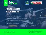 Mechanik/Serwisant samochodowy