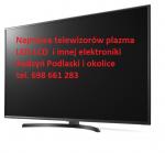 Naprawa telewizorów plazma LED LCD Radzyń Podlaski