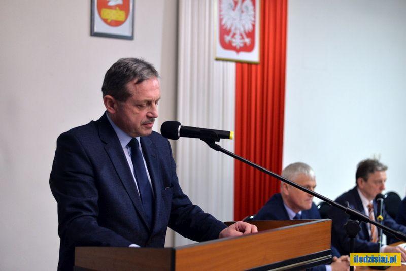 Burmistrz Jerzy Rębek